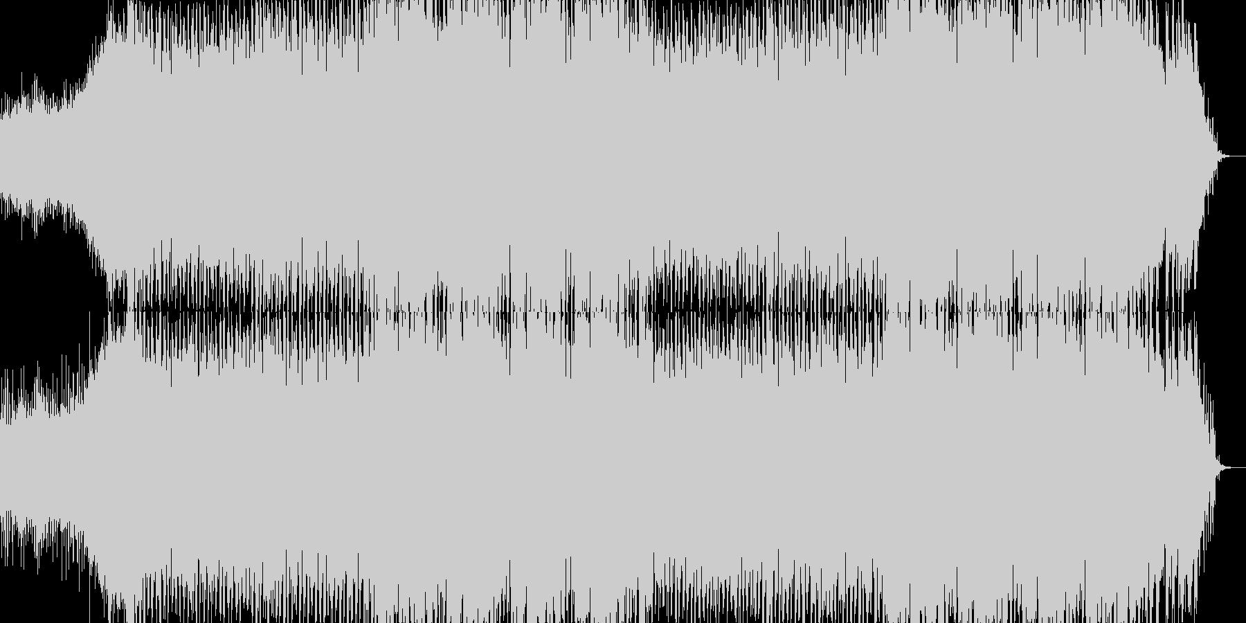EDMポップで明るいクラブ系-107の未再生の波形