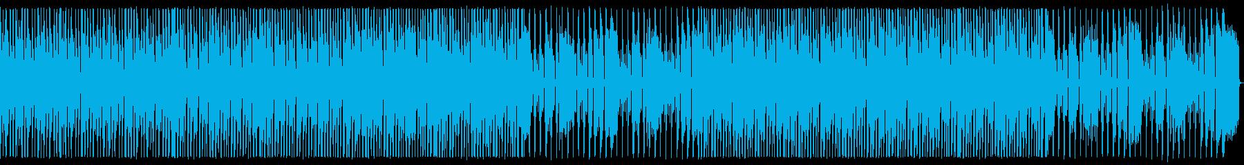 オルガンとサックスの旅支度的なBGMの再生済みの波形