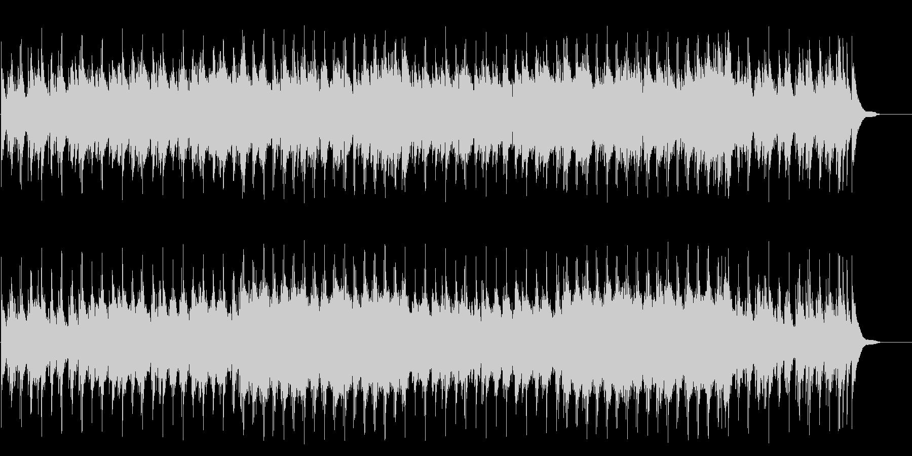 ほのぼのとしたフォーク風ポップ/バラードの未再生の波形