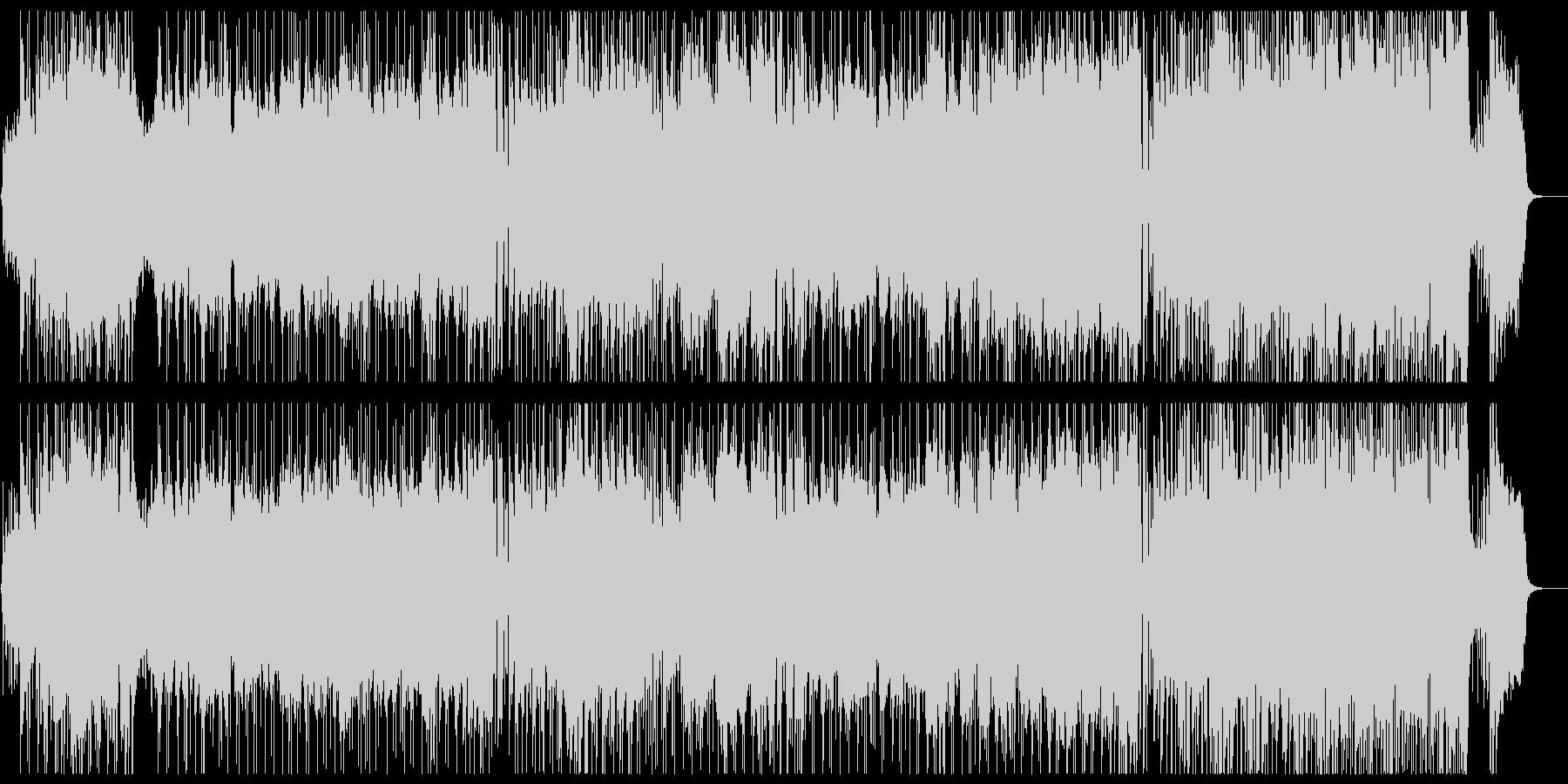 センチメンタルなクラリネット Mix-Aの未再生の波形