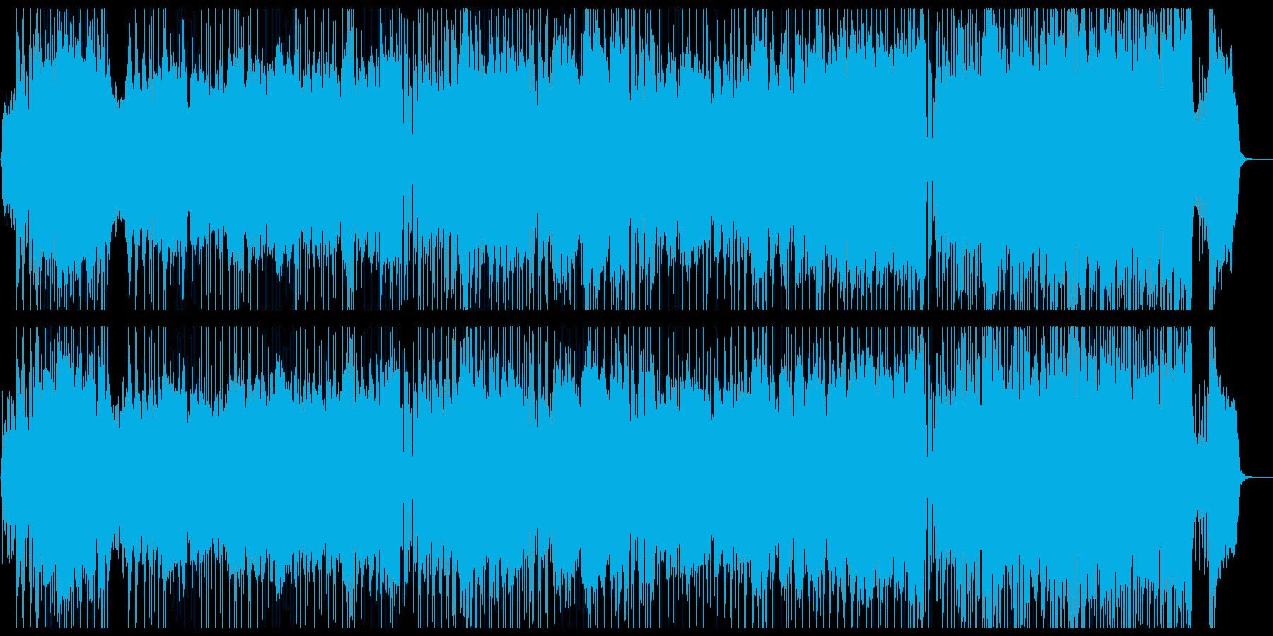 センチメンタルなクラリネット Mix-Aの再生済みの波形