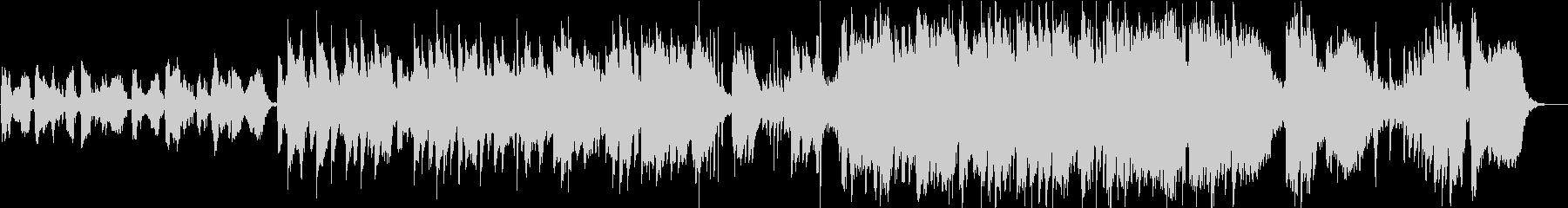 尺八による抒情的な日本音楽 Mix-Bの未再生の波形