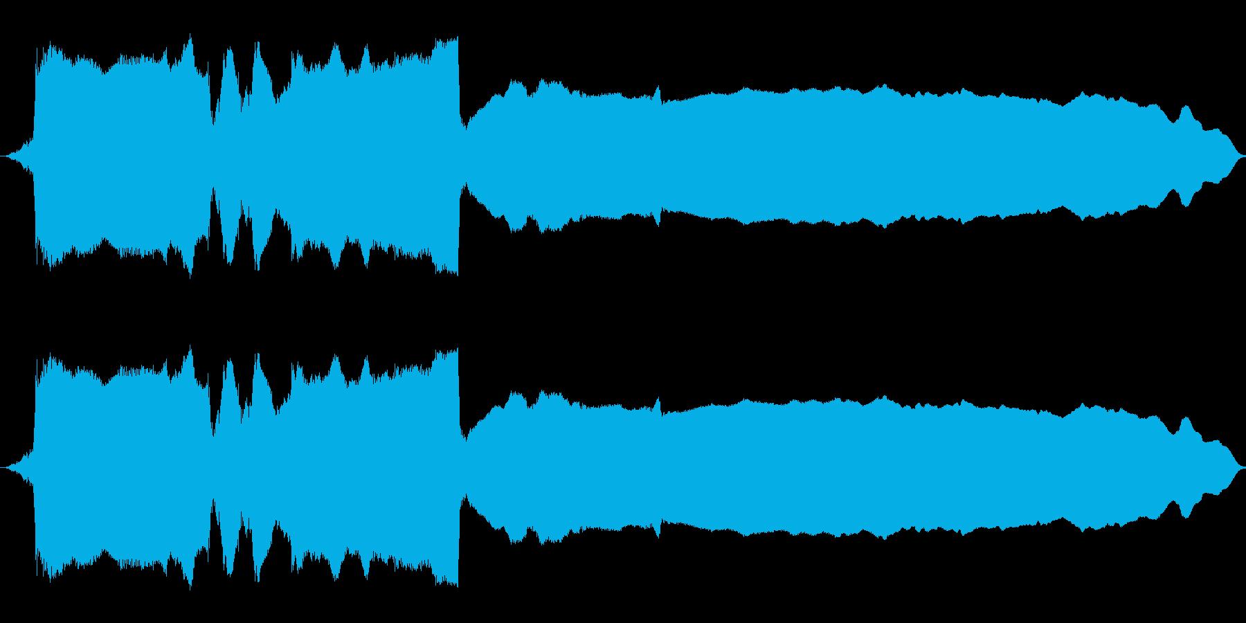 こぶし03(F#)の再生済みの波形