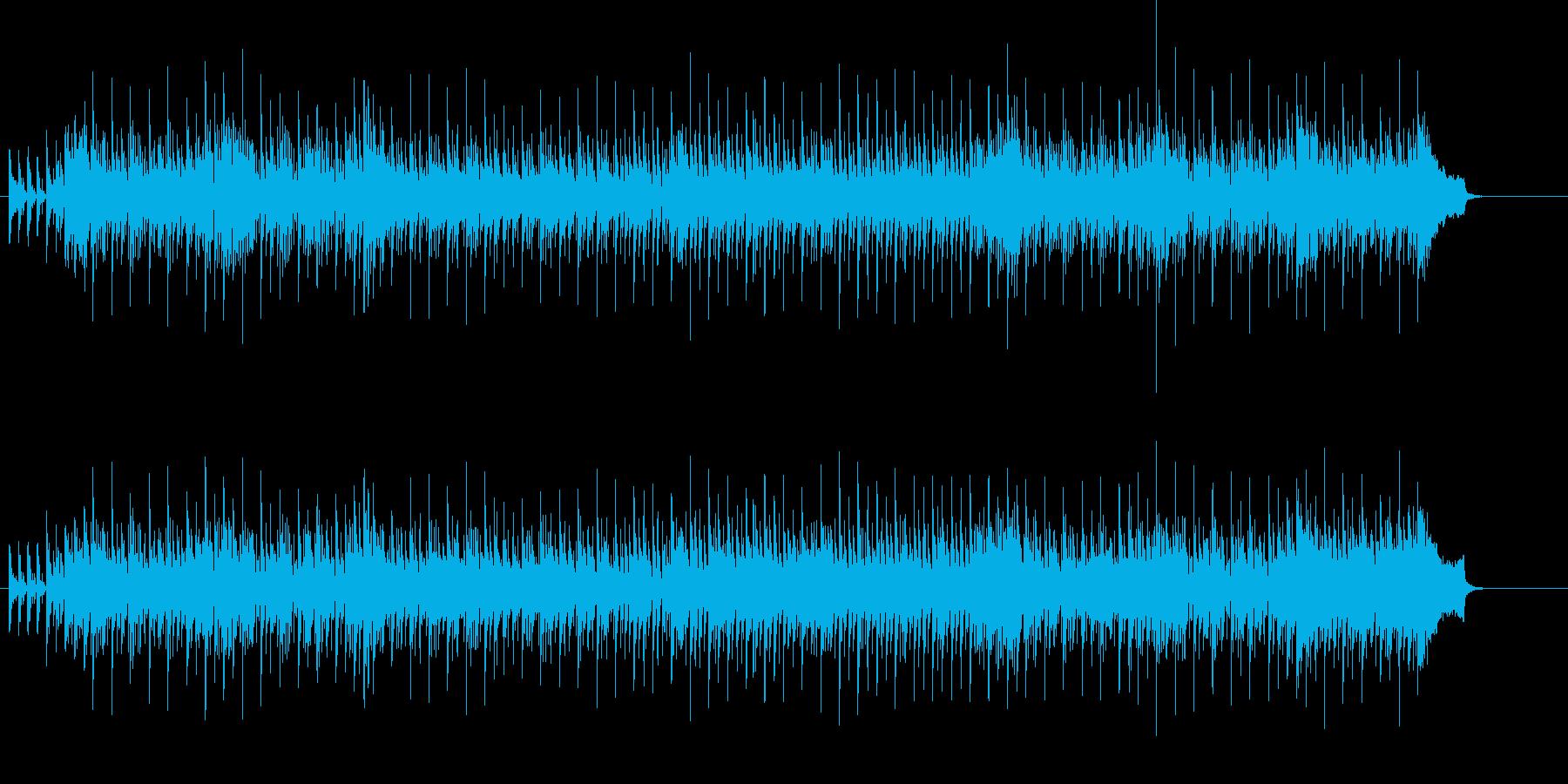 甘く伸びやか チープなユーロ・ビート風の再生済みの波形