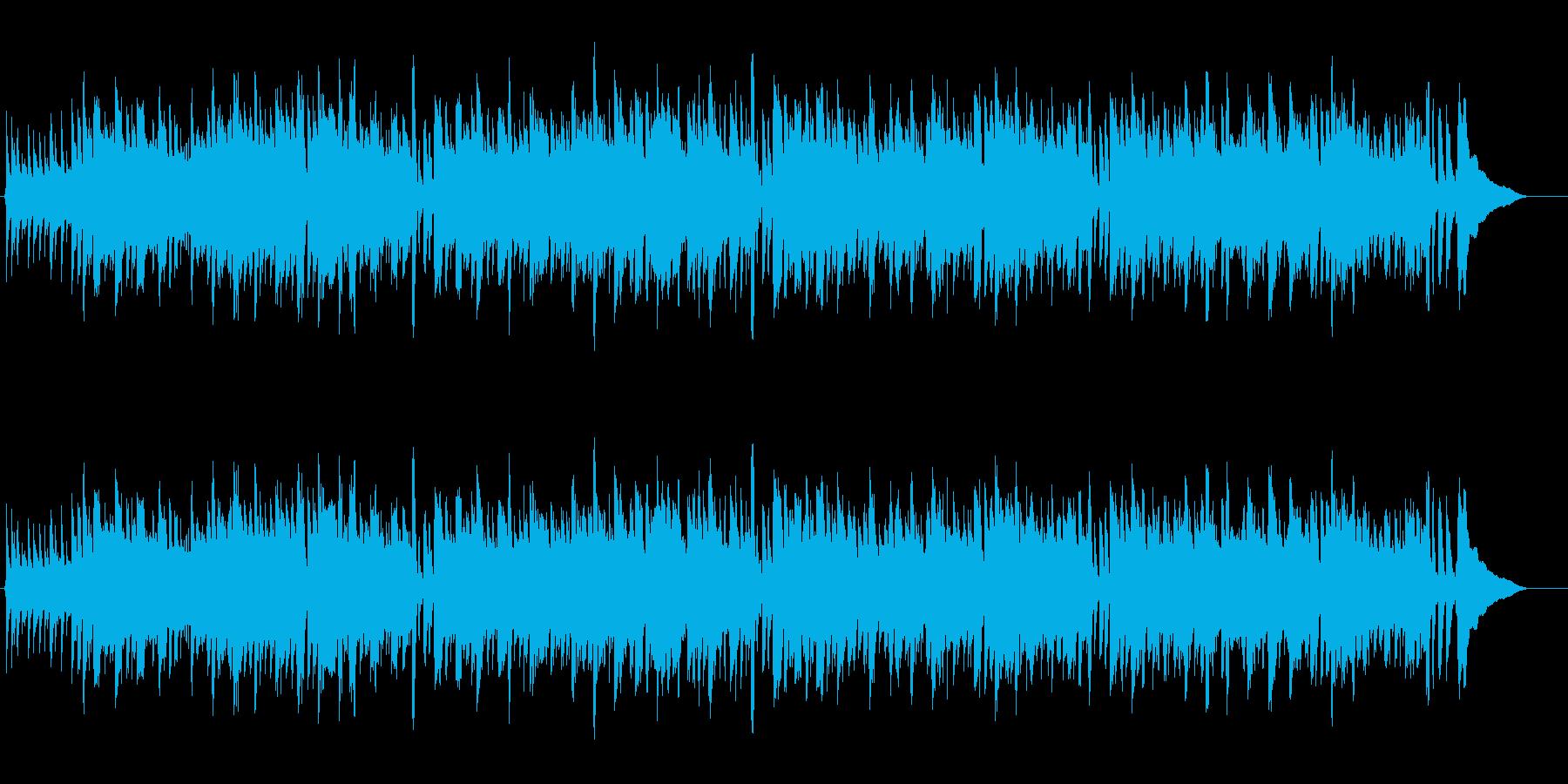 アコギ カントリーC 山歩き ハイキングの再生済みの波形