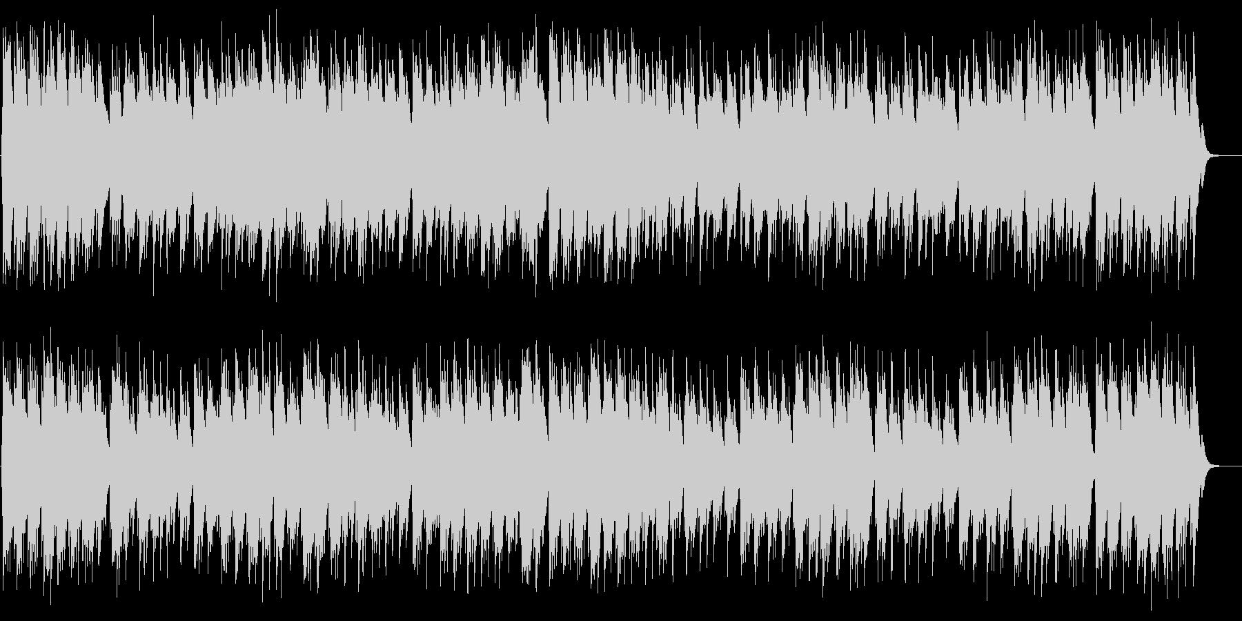 ちっちゃなくも オルゴールの未再生の波形