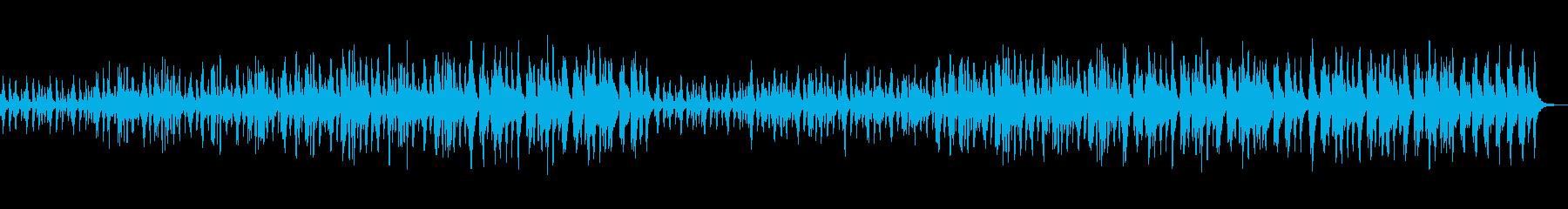明るく元気な行進曲調のブラスバンド曲ですの再生済みの波形