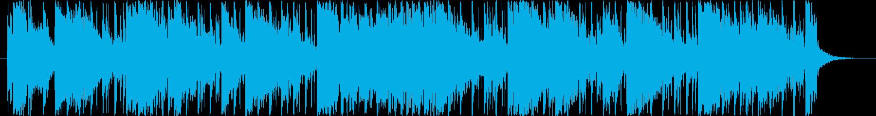 エレクトロニカ & ポップの再生済みの波形