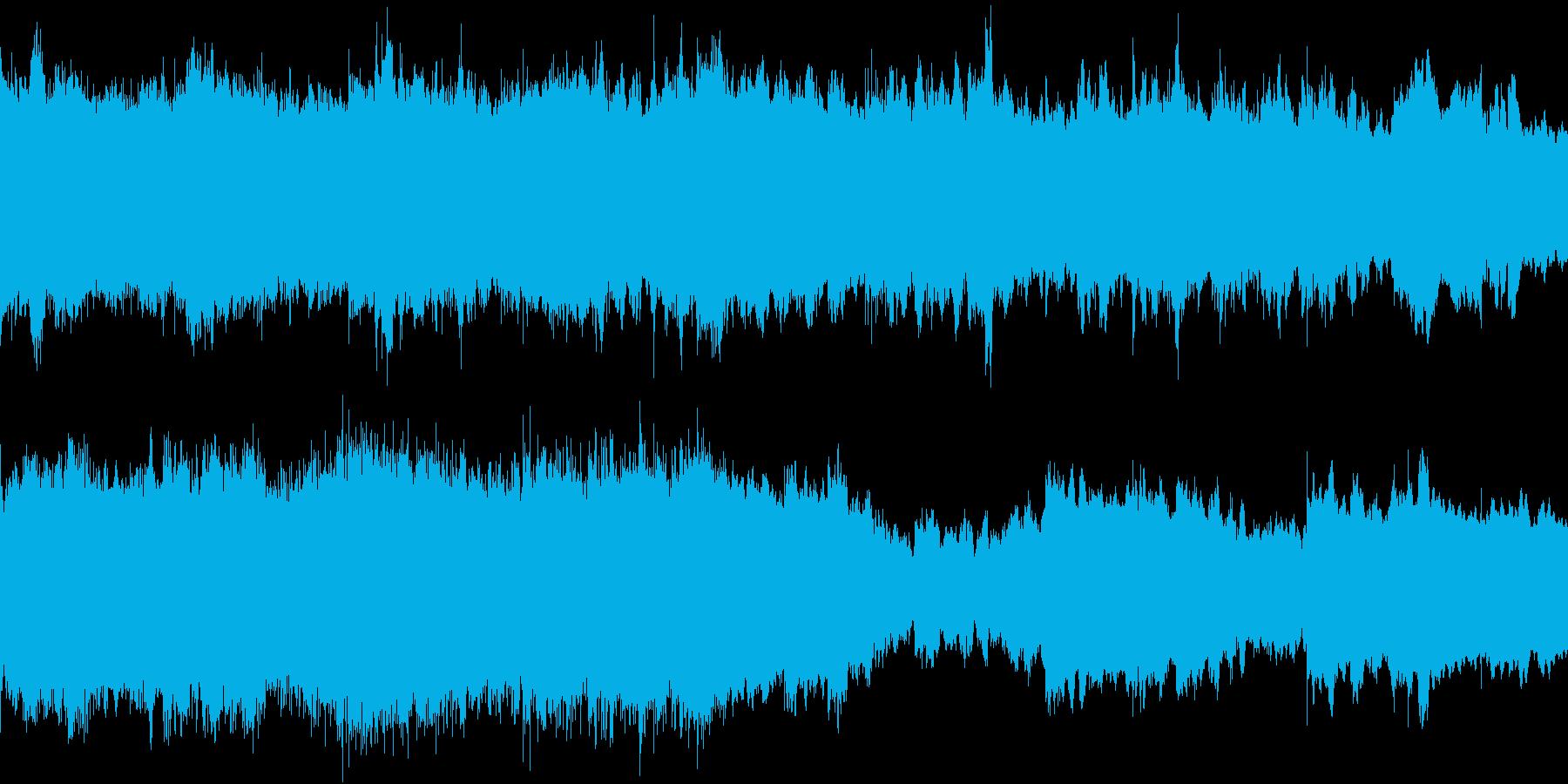 イルミネーションBGM②幻想的【ループ】の再生済みの波形