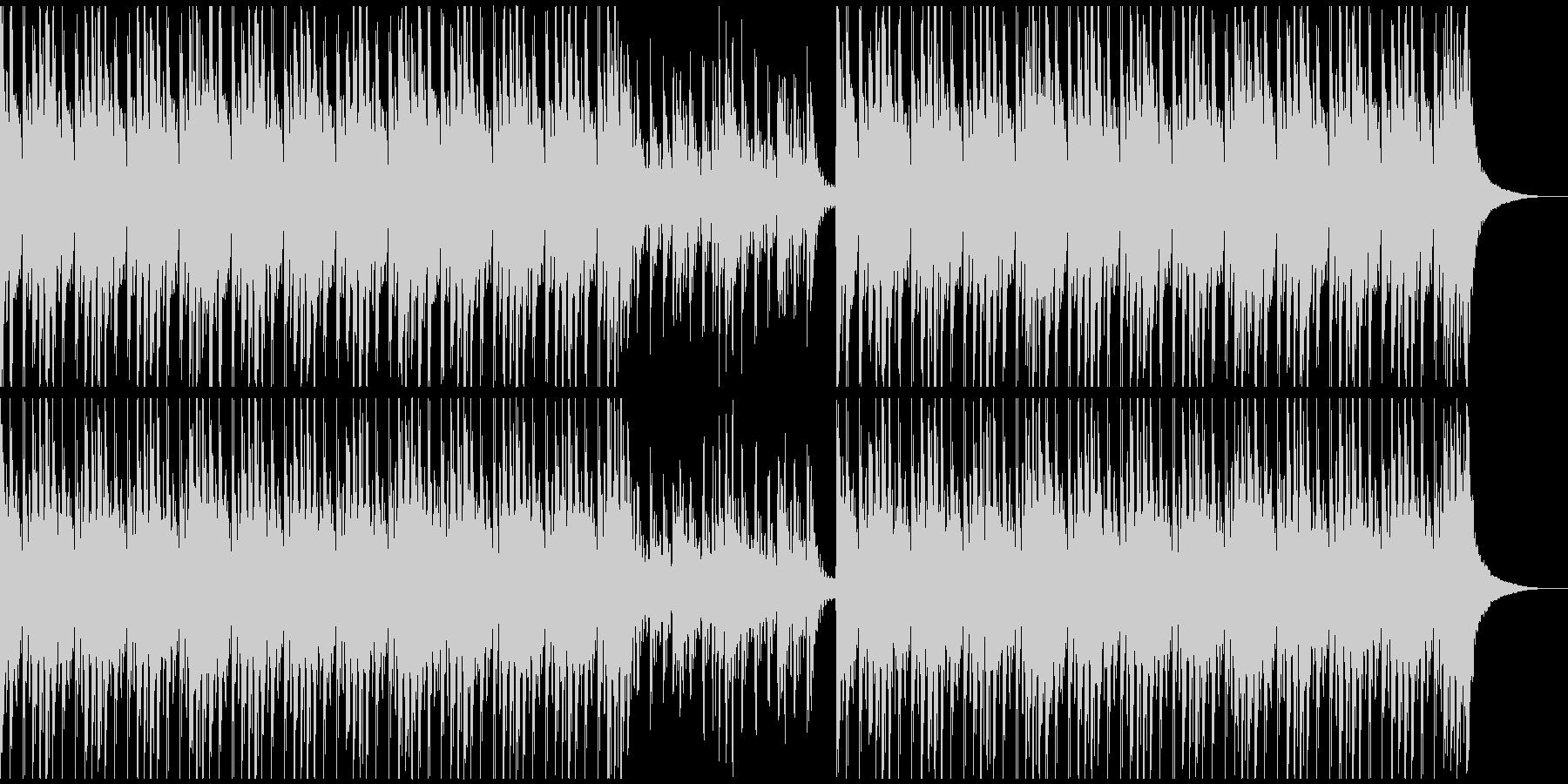 【掛け声抜き】和太鼓や和楽器 力強いアンの未再生の波形