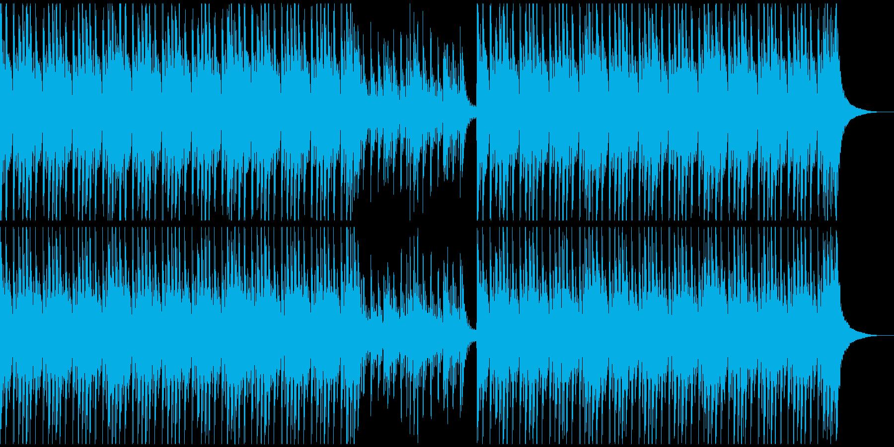 【掛け声抜き】和太鼓や和楽器 力強いアンの再生済みの波形