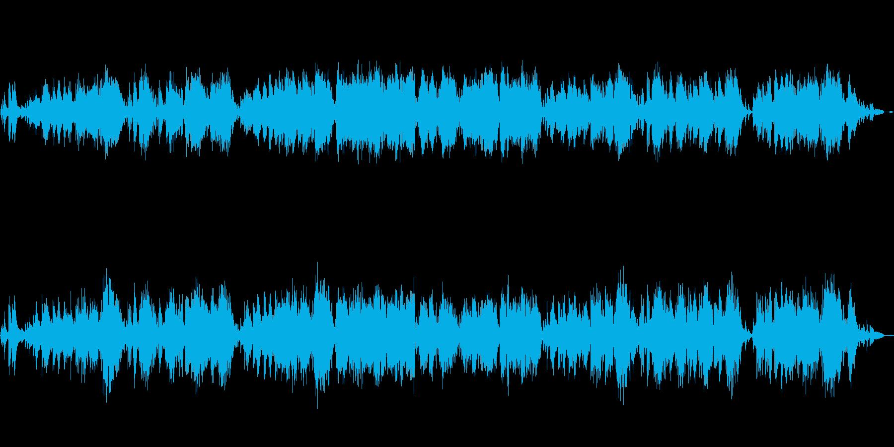 サティ「Je te veux」ピアノ演奏の再生済みの波形