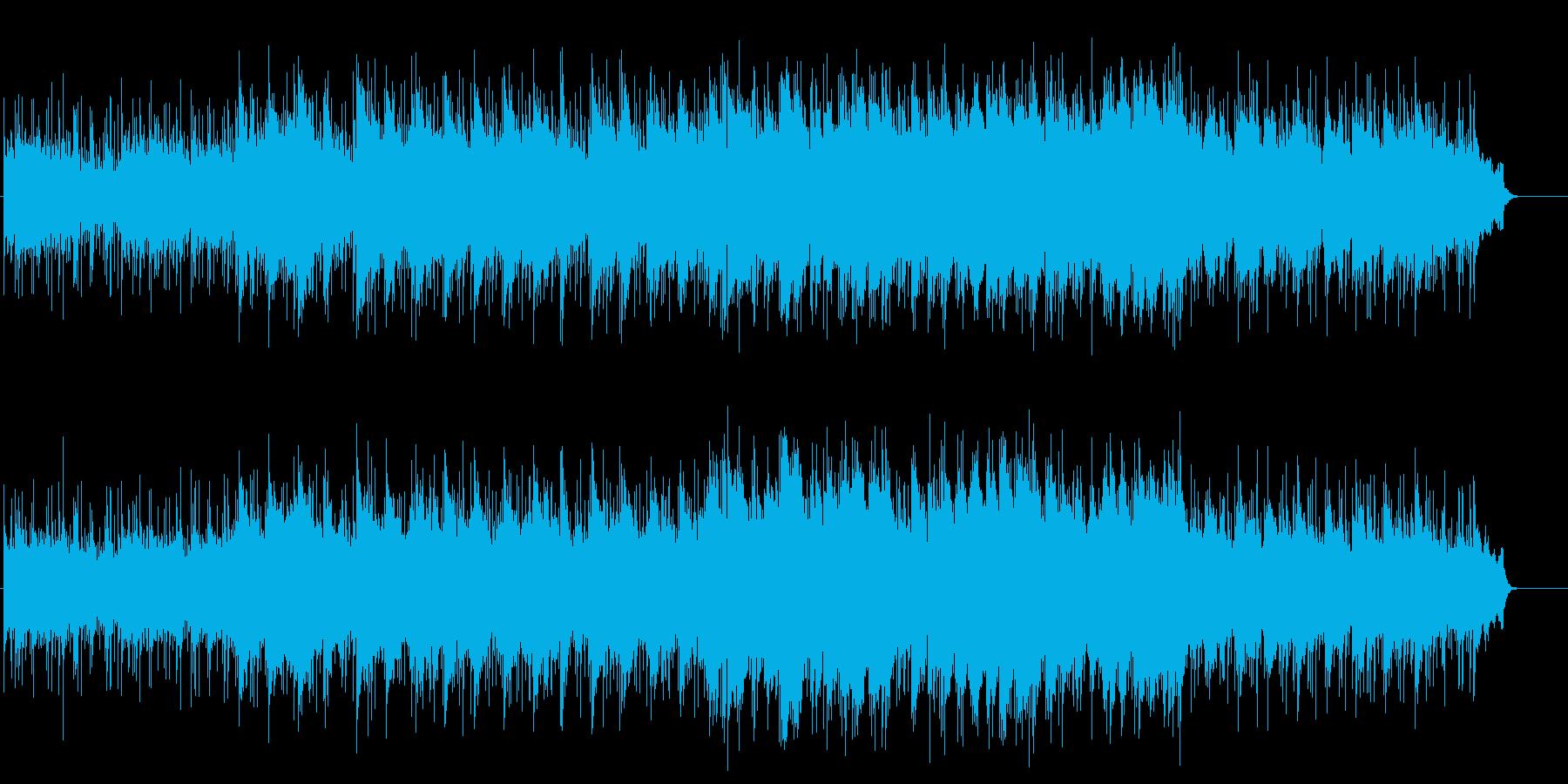 のんのり明るさ ときめきバラードの再生済みの波形