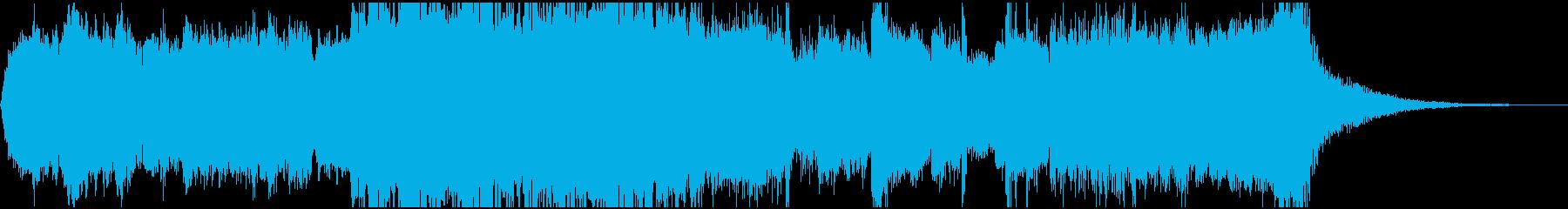 物語のはじまり的なBGMの再生済みの波形