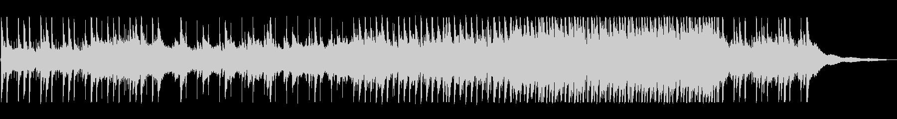 ハーモニカとピアノのまったり曲の未再生の波形