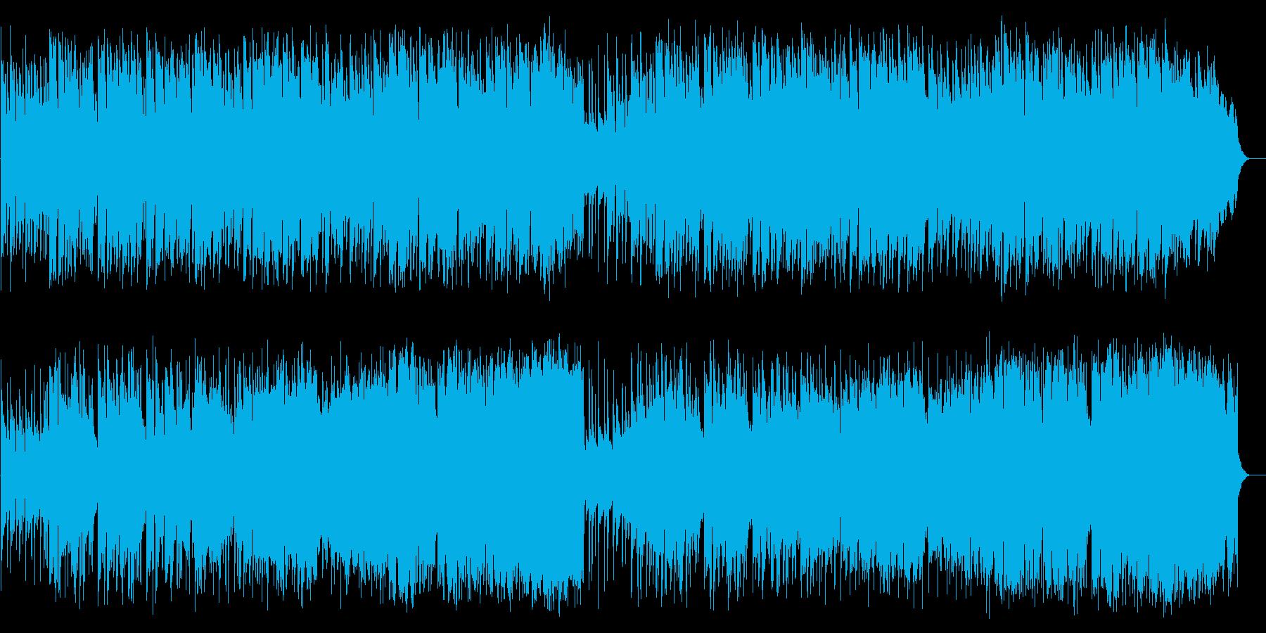 ティータイム さわやか  散歩 森の再生済みの波形