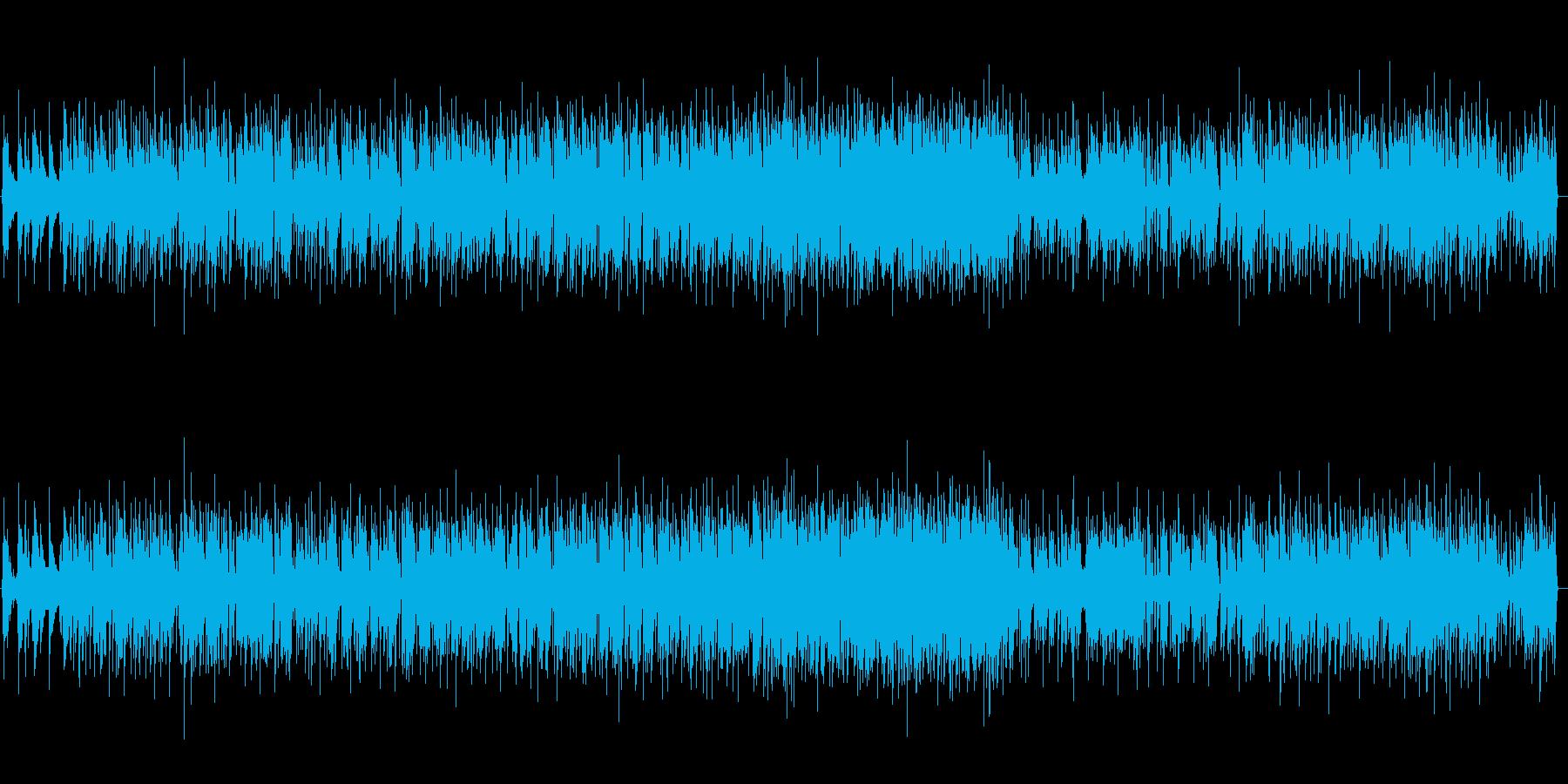 子守唄を大人な雰囲気にピアノアレンジの再生済みの波形