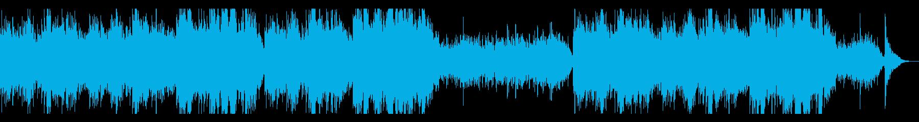 企業VP/会社VP/美しく清々しいBGMの再生済みの波形