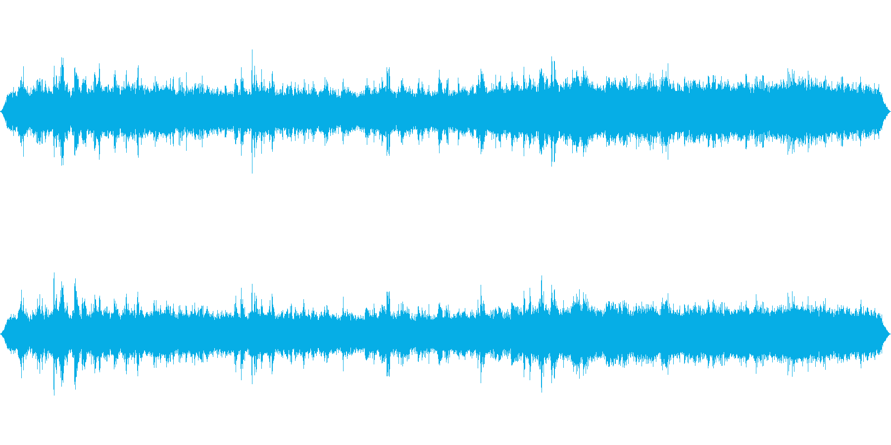 東京駅新幹線ホーム_02の再生済みの波形