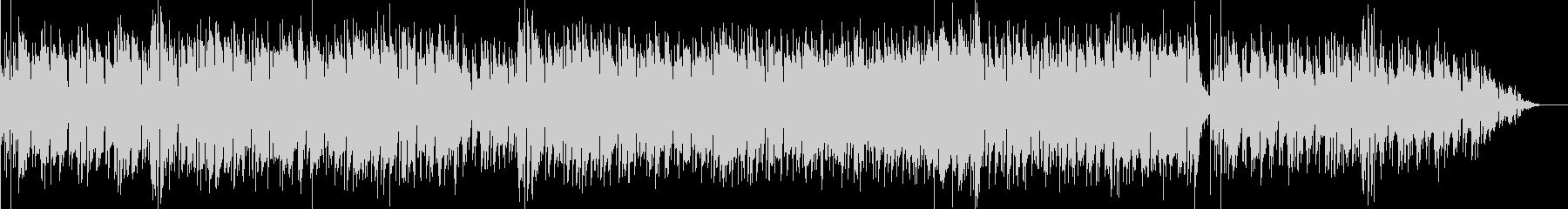ジャズスタンダード ブラス アップテンポの未再生の波形