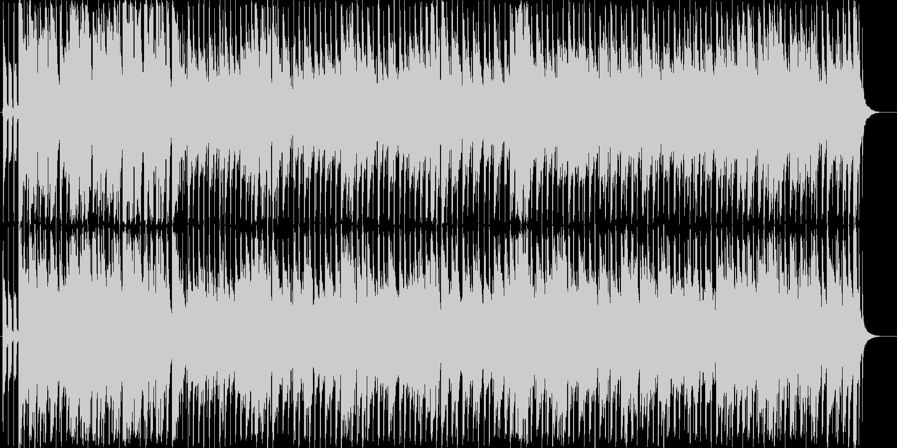 各種イベントのBGMに〜カントリー調の未再生の波形