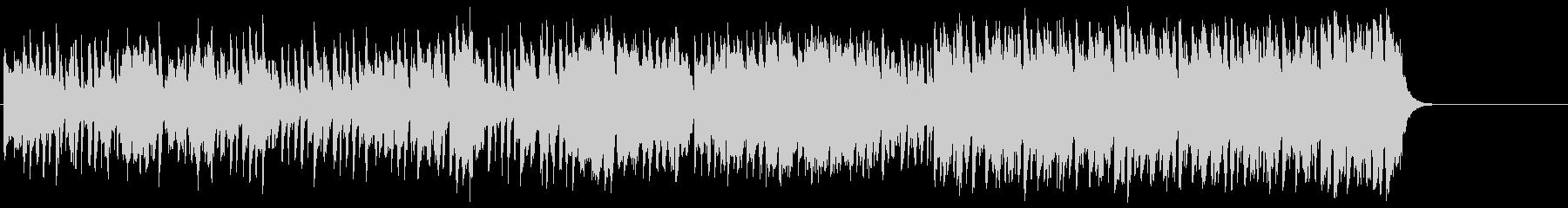 陽気なカントリー風ポップ(イントロ~…)の未再生の波形