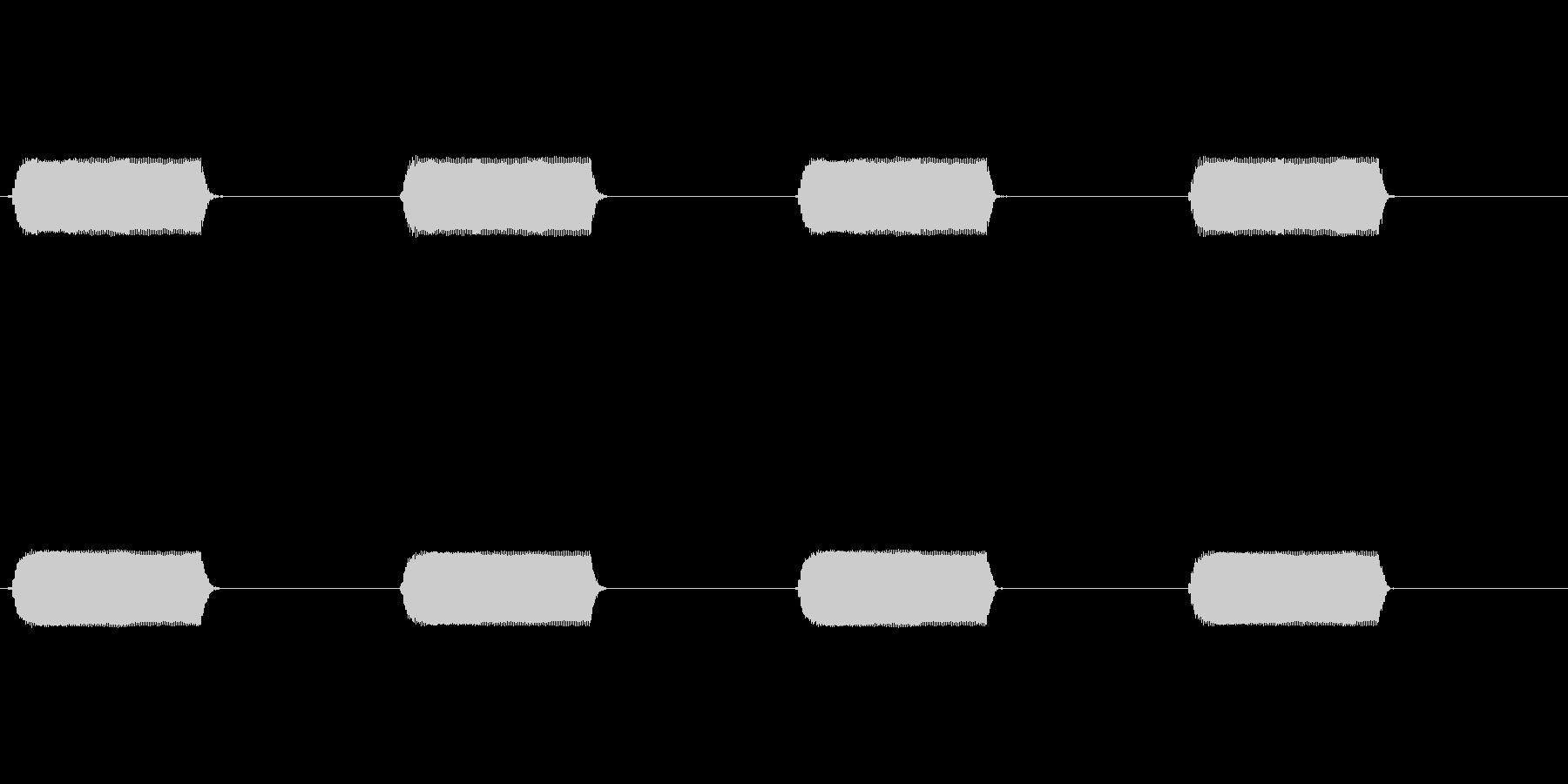 【携帯電話 バイブ01-1L】の未再生の波形
