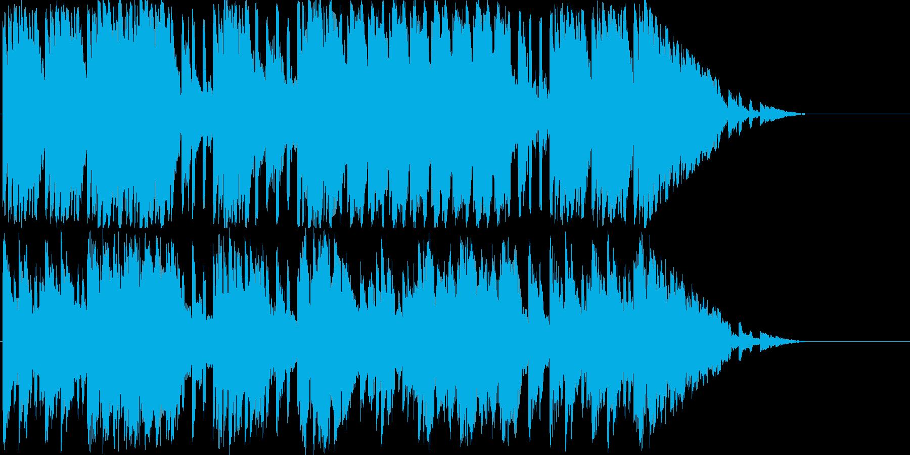 ピアノ・ストリングス曲_001浮遊感の…の再生済みの波形