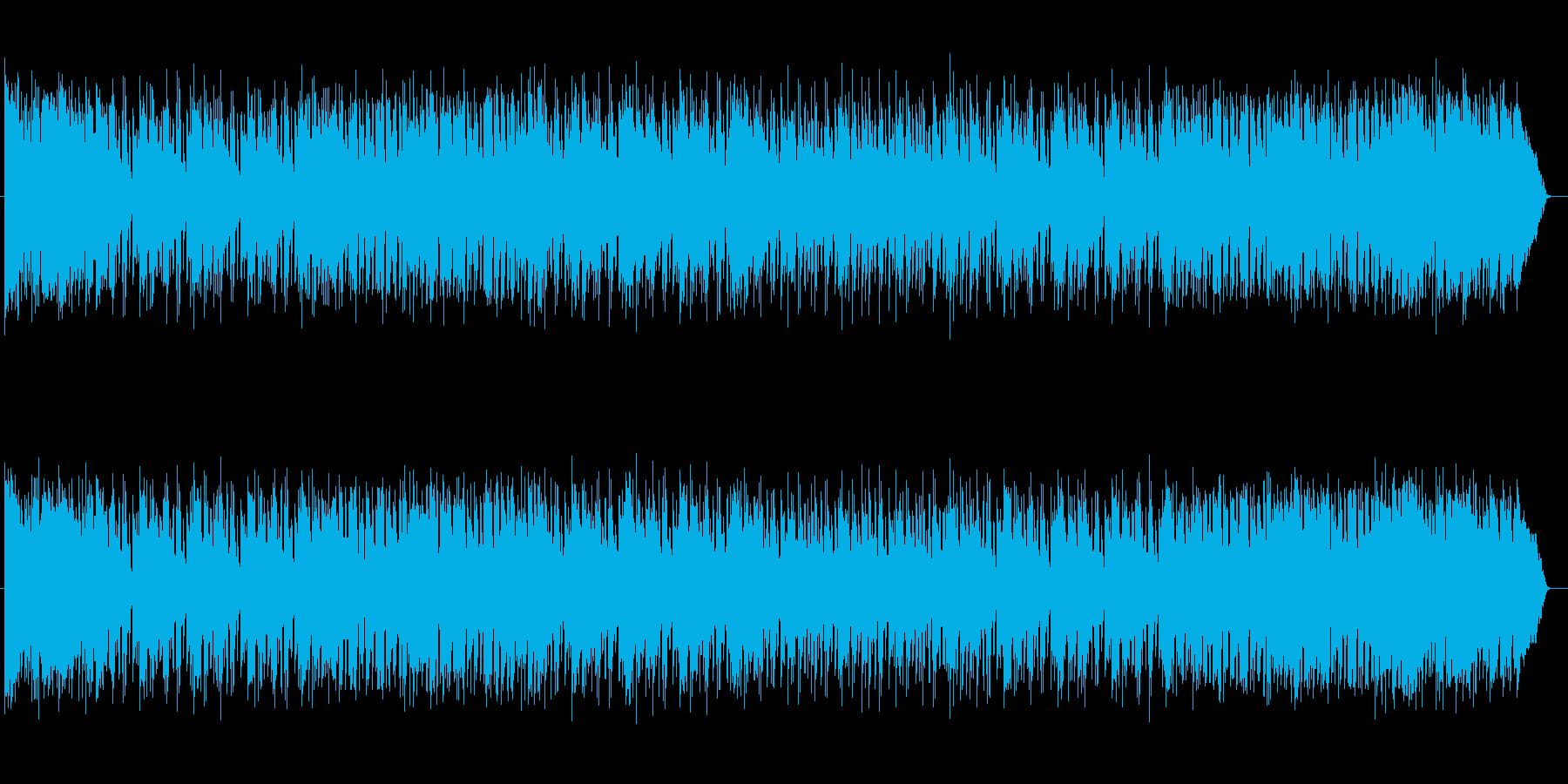 煌びやかで温もりあるポップバラードの再生済みの波形