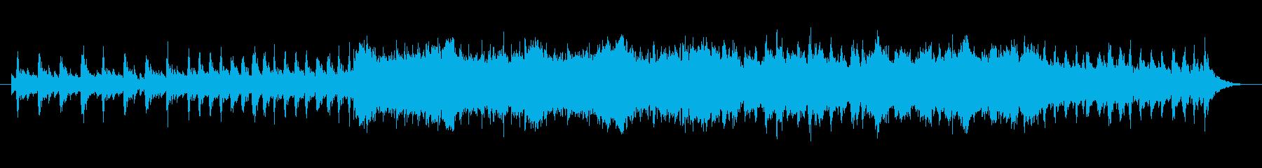 民族調 オーケストラ RPG風の再生済みの波形