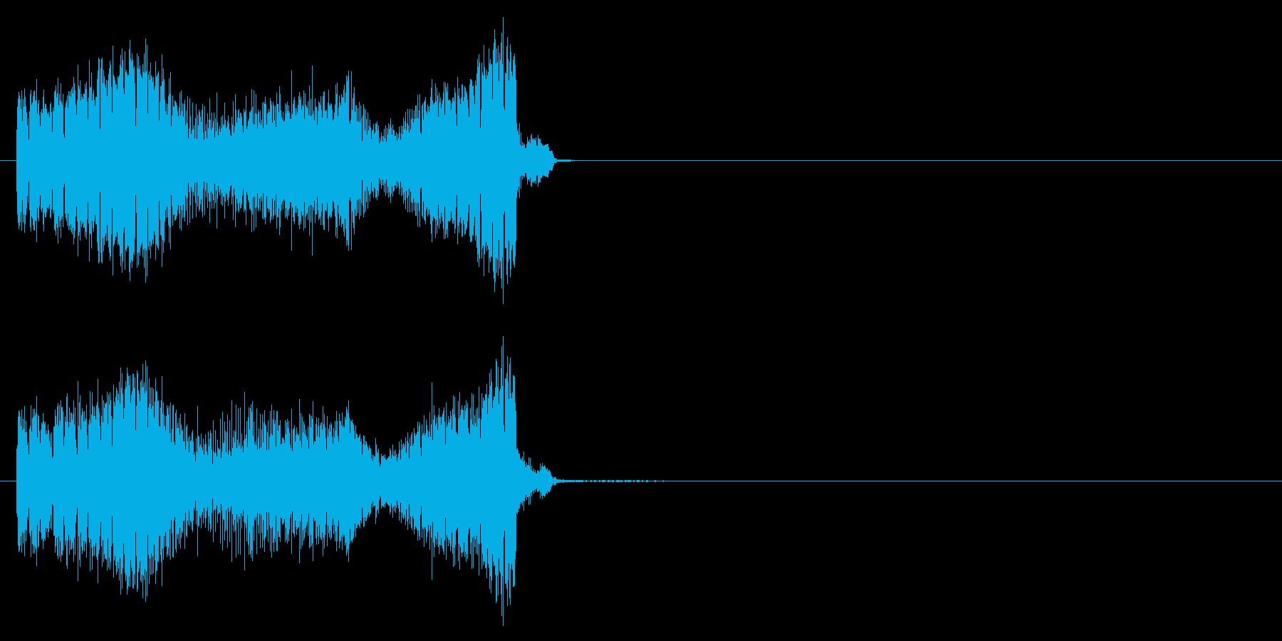 アラート 危険 警告 警報 注意 エラーの再生済みの波形