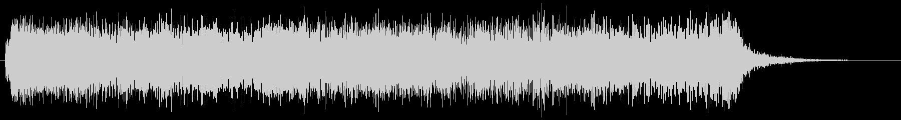 メタルギターフレーズ 様式美 141Bの未再生の波形