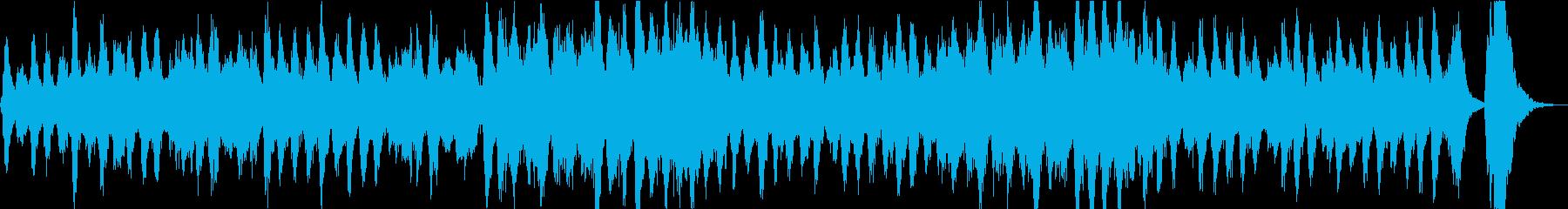 クラシック 弦楽四重奏でのアラベスクの再生済みの波形