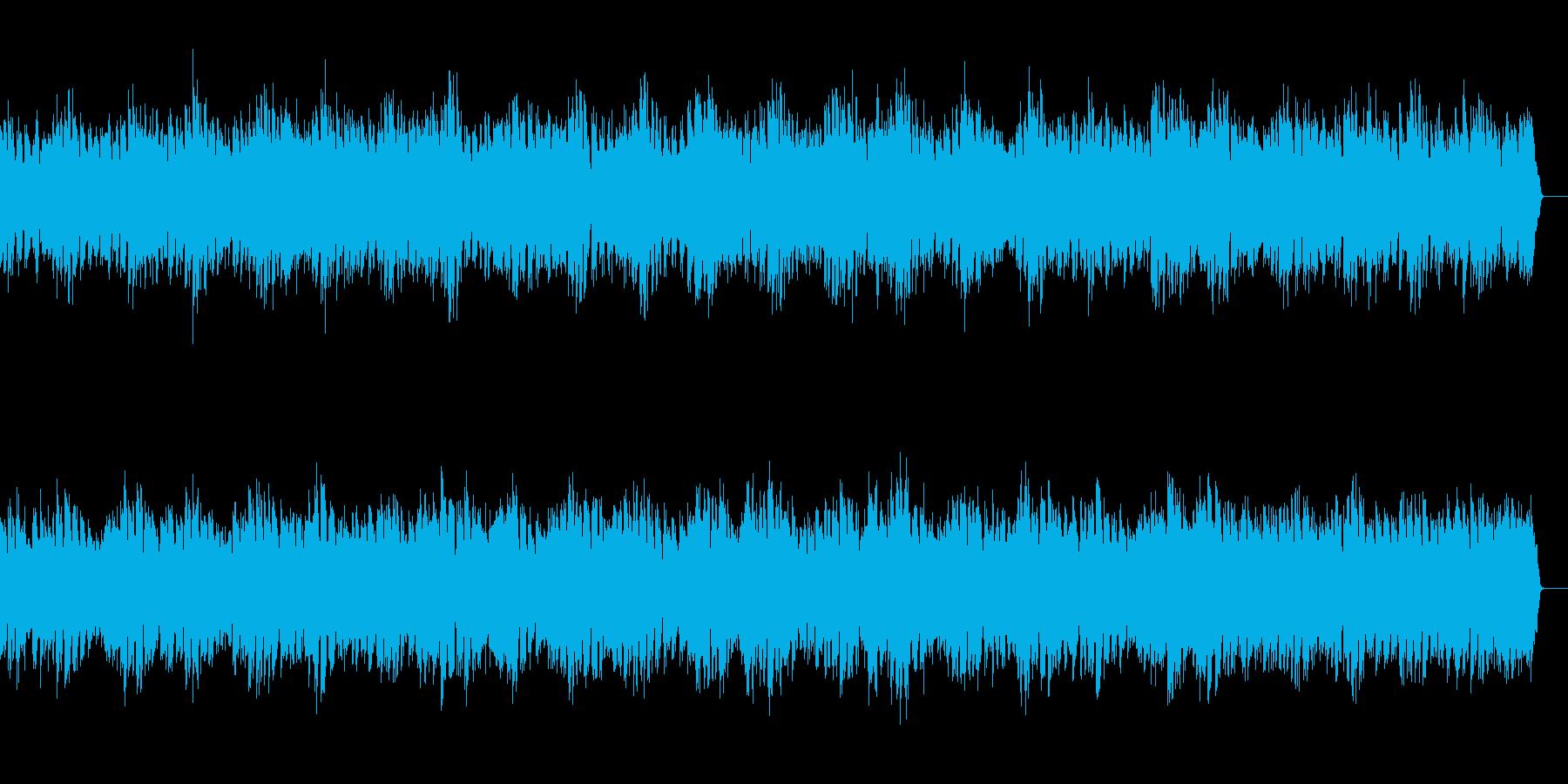 映像・ドキュメント・ゲーム・VP向けの再生済みの波形