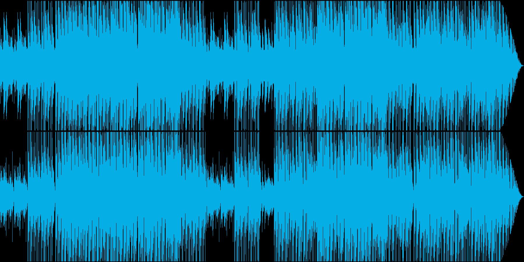 リラック系静かなバラードジャズギターメロの再生済みの波形