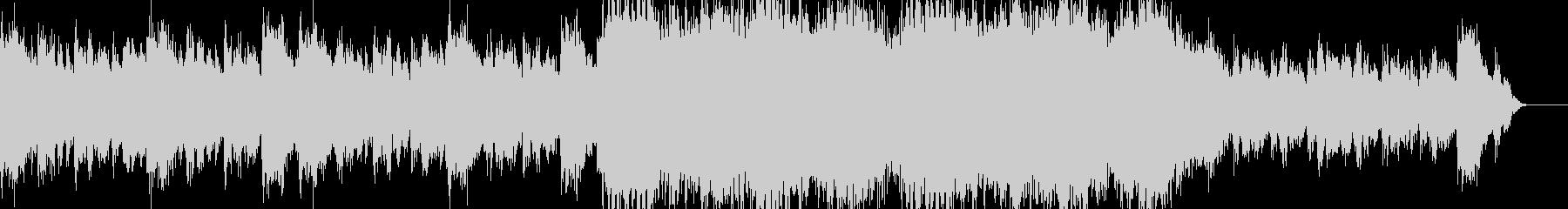 ゲーム ラスボス系 バトル曲の未再生の波形