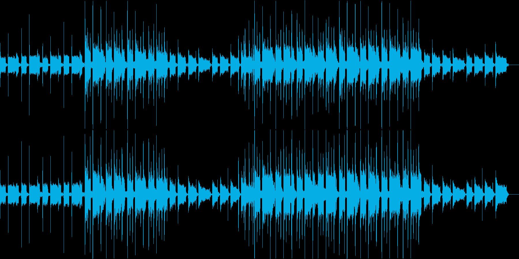 【ピアノ抜・1分】やさしく透明感のギターの再生済みの波形
