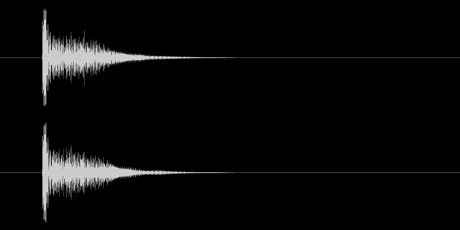 セット完了_m0225の未再生の波形
