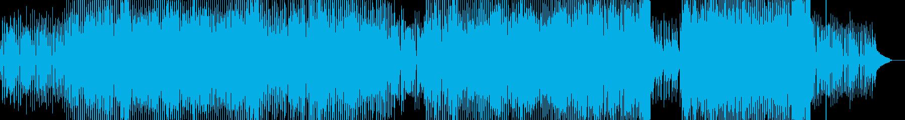 オシャレでスマートでスタイリッシュに!の再生済みの波形