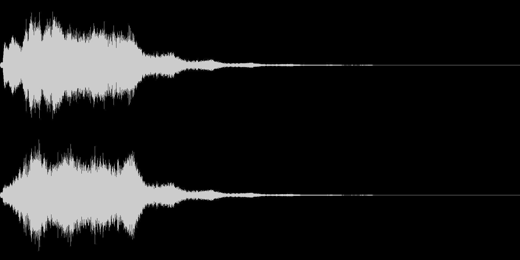 魔法10(回復・光・発動・防御系)の未再生の波形