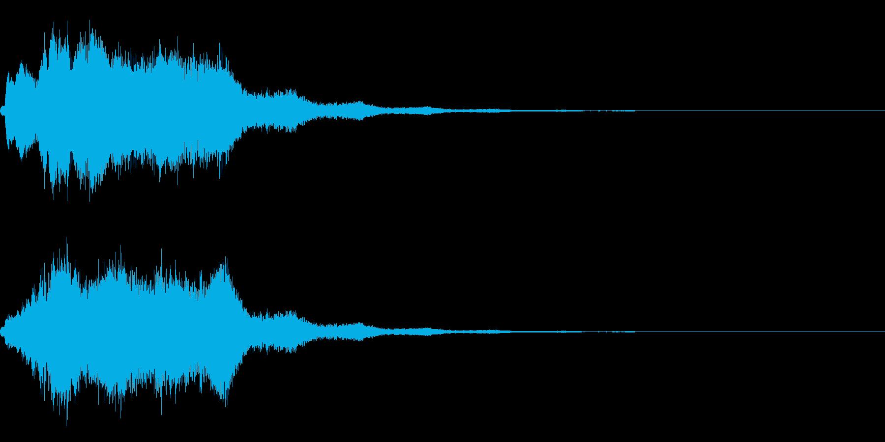 魔法10(回復・光・発動・防御系)の再生済みの波形