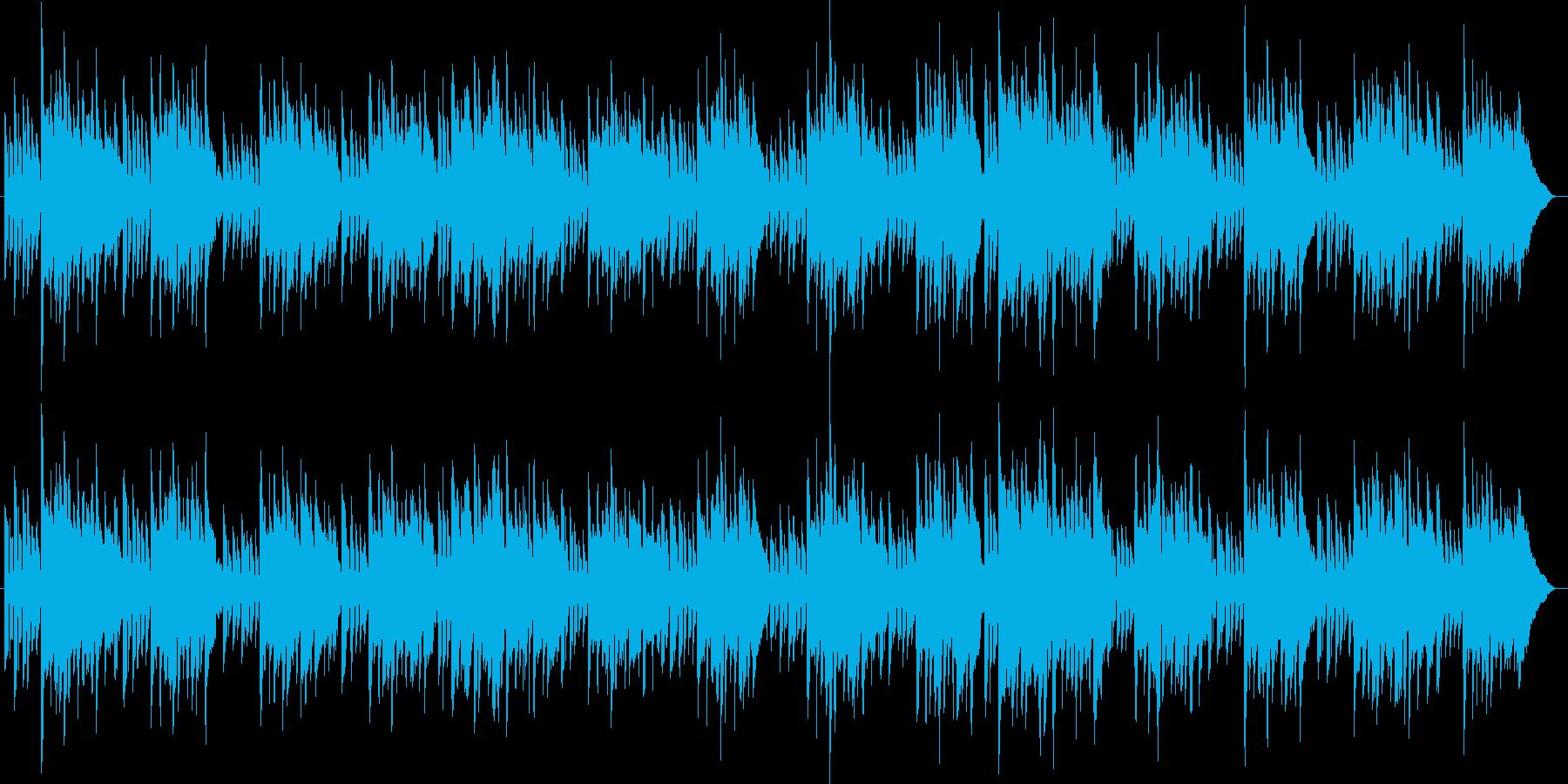 ベートーヴェン エリーゼのために 結婚式の再生済みの波形