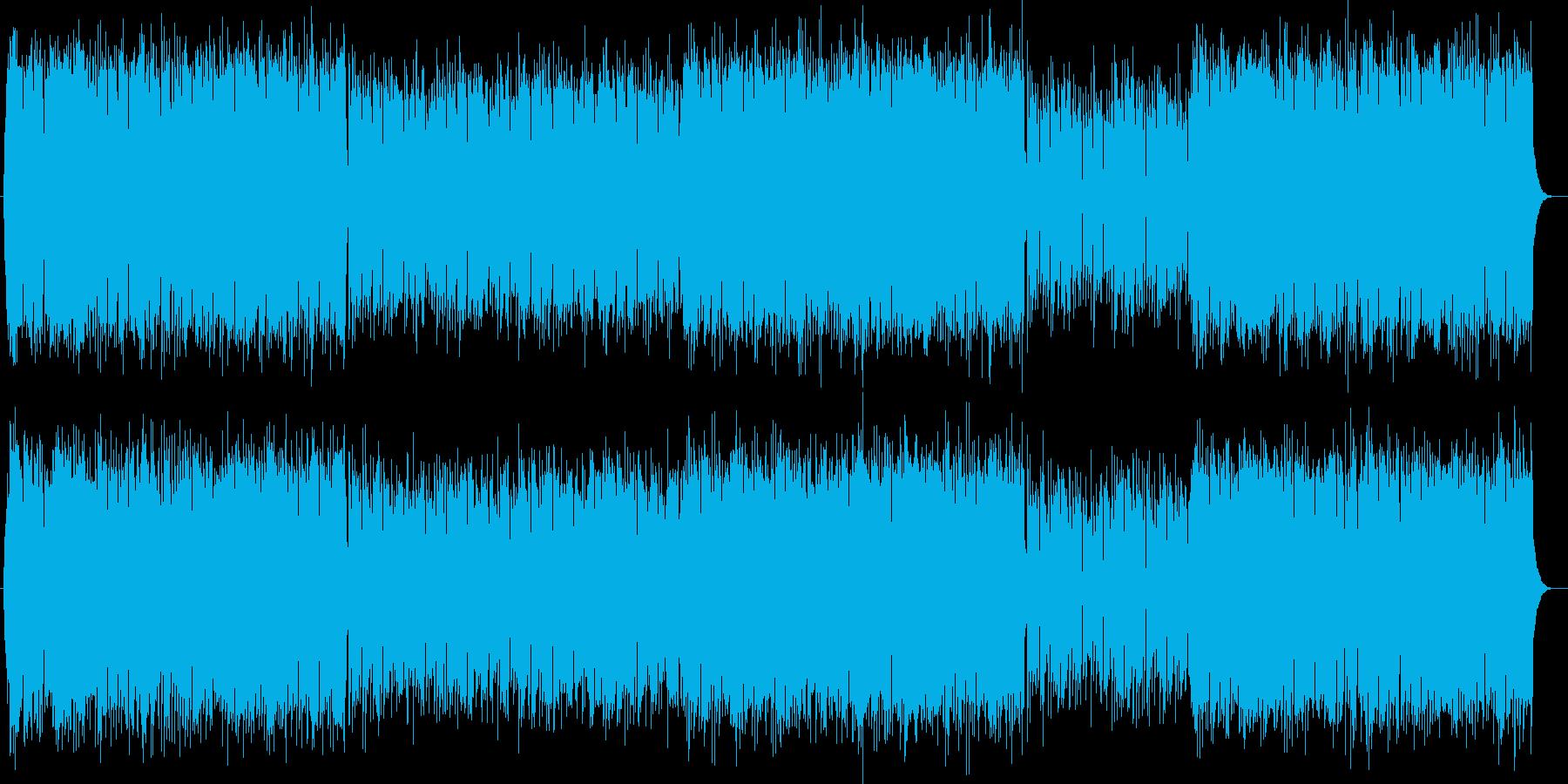 情緒漂う和風ストリングスポップスの再生済みの波形