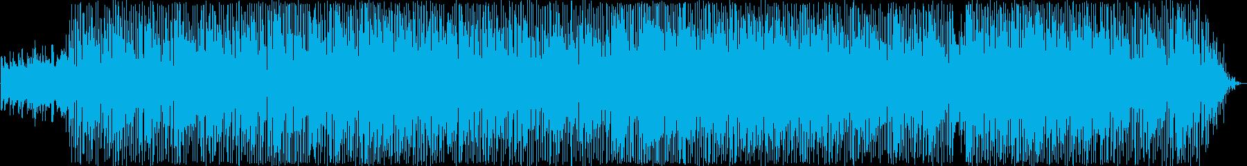 松任谷由実風のJ-POPの再生済みの波形