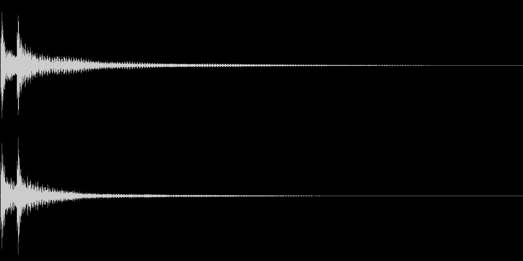 ティンパニー☆ドドン!1の未再生の波形
