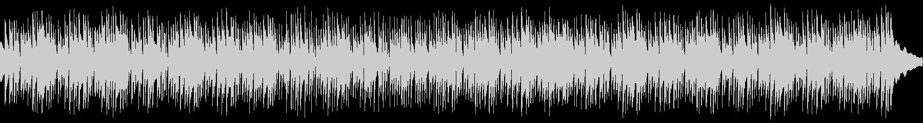 アコギでティータイムを表現してみました。の未再生の波形