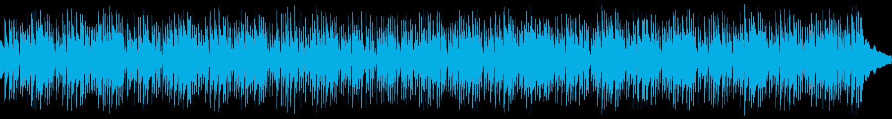 アコギでティータイムを表現してみました。の再生済みの波形