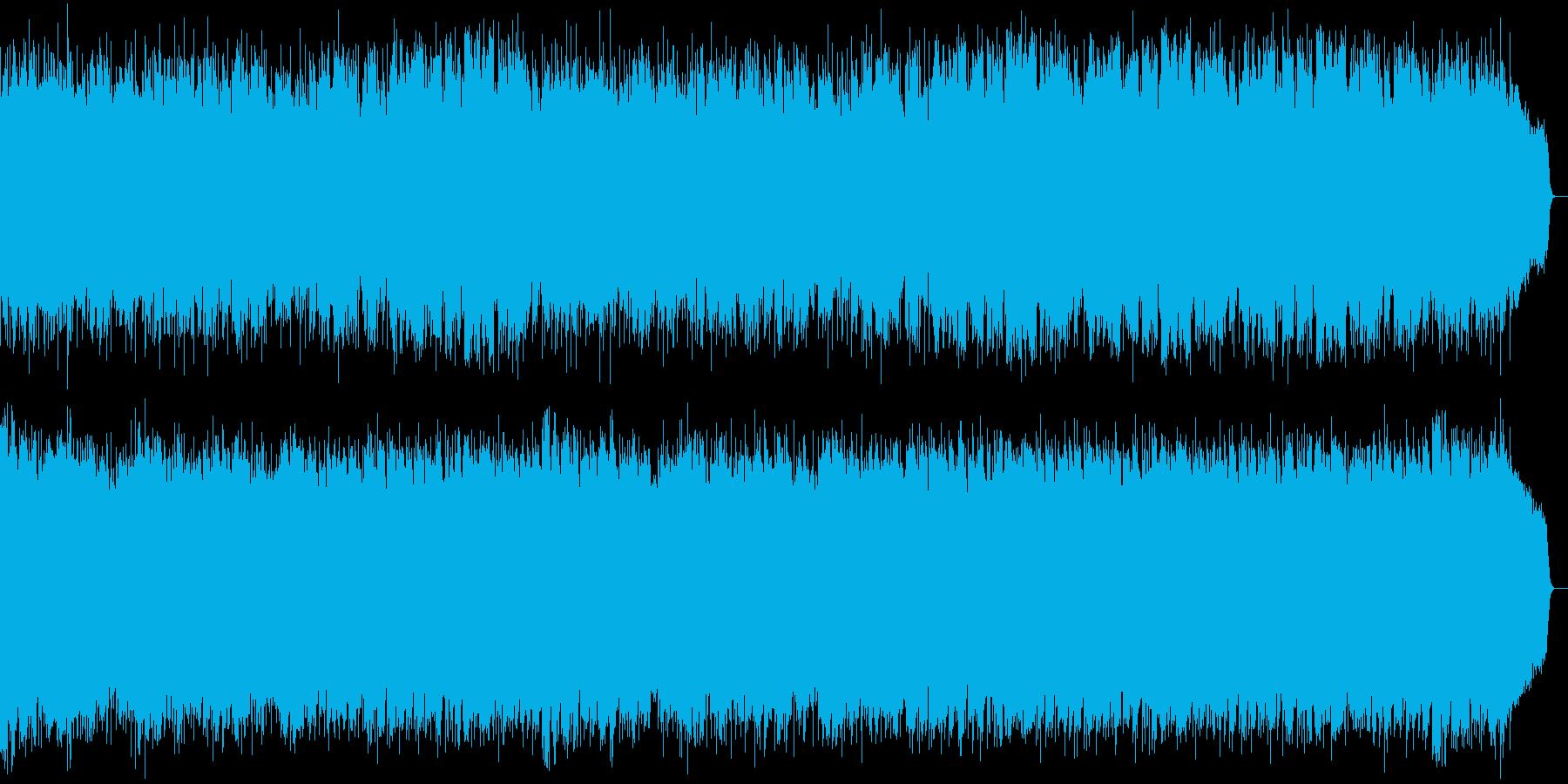 サックスが奏でるロマンチックなバラードの再生済みの波形