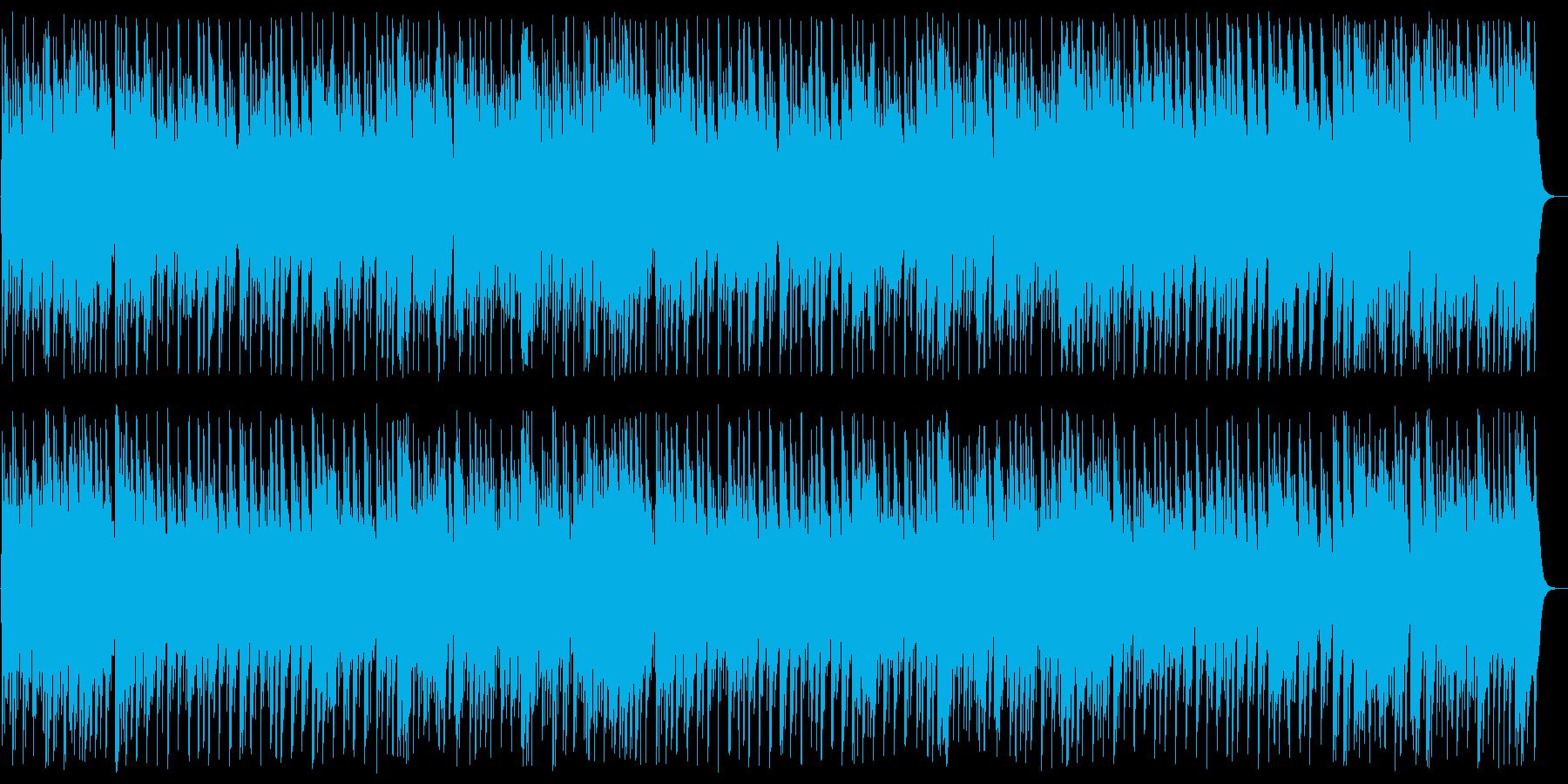 天には栄え オルゴールの再生済みの波形