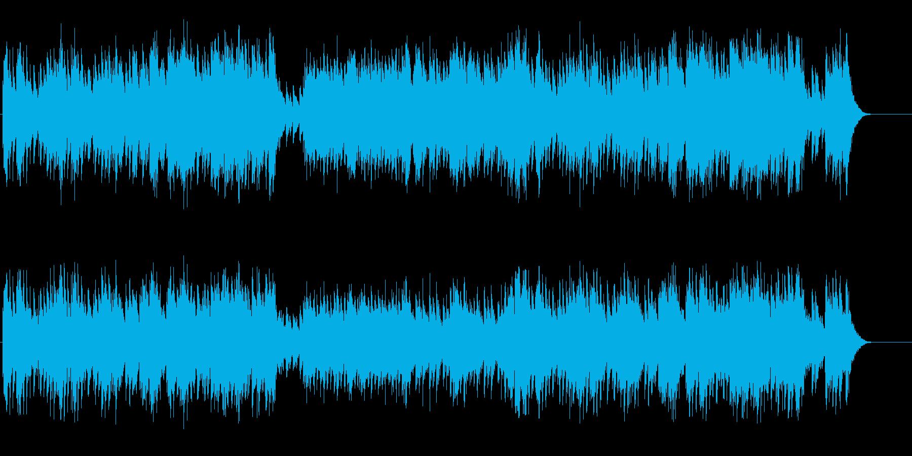 アンティーク、純ヨーロピアンタッチの再生済みの波形